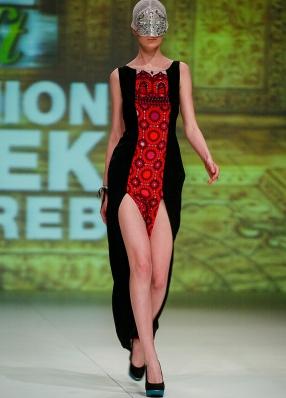 Arabian Nights at Dreft Zagreb Fashion Week