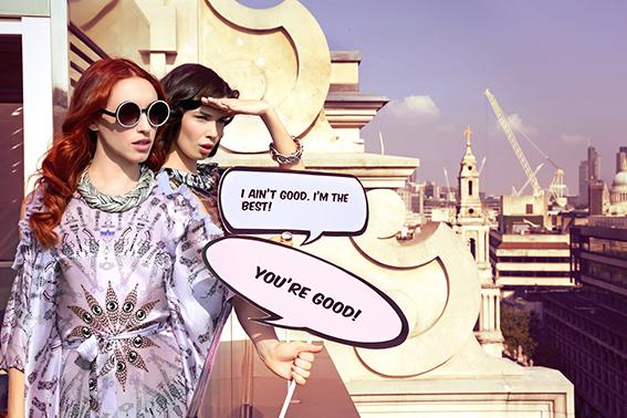 Fallen Angel London Fashion Week